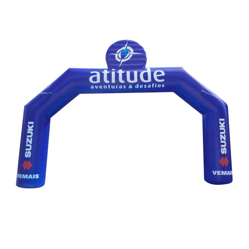 Portal Inflável Atitude