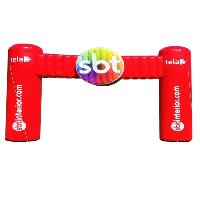 Portal Inflável SBT